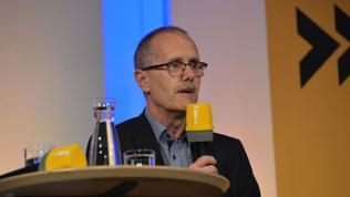 Rheinpfalz-Redakteur Sebastian Böckmann