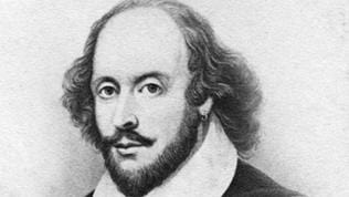 "William Shakespeare (1564–1616) Verfasser der Tragödie ""Macbeth"""