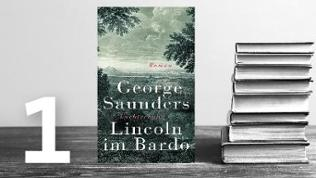 Cover: George Saunders: Lincoln im Bardo