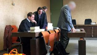 Siegfried Mauser vor Gericht (Archiv-Bild)