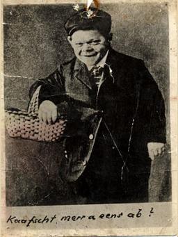Peter Schäfer im Jahr 1903