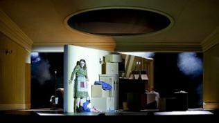 "Szenenbild aus ""Coraline"": Inga Schäfer (Mother/Other Mother)"