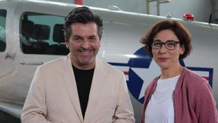 Thomas Anders und Cynthia Walther