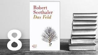 Buchcover: Robert Seethaler: Das Feld
