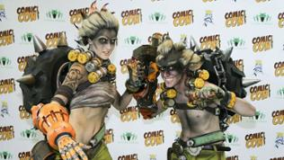 Eindrücke von der Messe Comic Con in Stuttgart