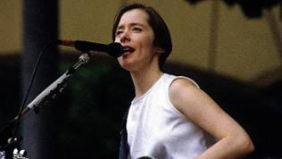 Suzanne Vega 1988 in Berlin