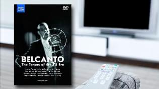 CD-Cover: Belcanto - The Tenors of the 78 Era