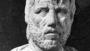Seneca Büste