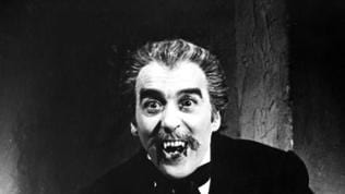 Graf Dracula (Christopher Lee)