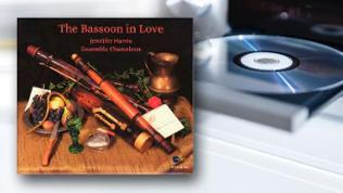 CD-Cover: The Bassoon in Love