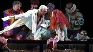 "Szenenausschnitt Oper im Festspielhaus 2018 ""Beatrice Cenci"""