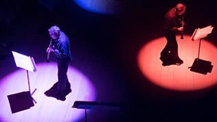 Jörg Widmann, Lecture Concert im Pierre Boulez Saal