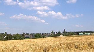 Ortsansicht von Belg