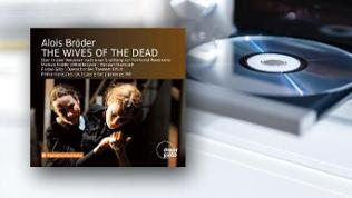 CD-Cover: Alois Bröder - The Wives of the Dead