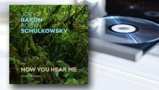 CD-Cover: Joey Baron & Robyn Schulkowsky - Now You Hear Me
