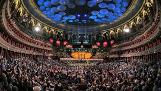 Konzert der BBC Proms in der Royal Albert Hall