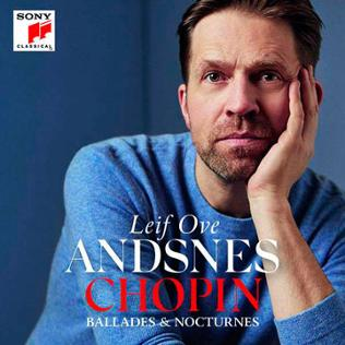CD-Cover: Leif Ove Andsnes - Chopin