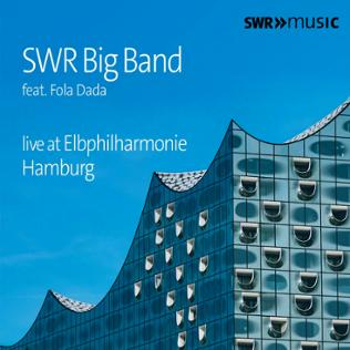 CD Cover und Big Band