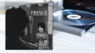 "CD-Cover von Prince - ""Piano & A Microphone"""