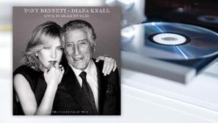 CD-Cover Tony Bennett & Diana Krall: Love is here to stay