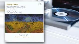 CD-Cover: George Crumb: Metamorphosen Heft I