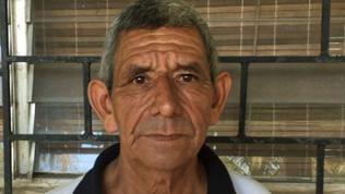 Der Bauer José Mejilla in Chalatenango hat seine kleinen Söhne im Bürgerkrieg verloren