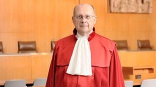 Ferdinand Kirchhof,  Rechtswissenschaftler und Vizepräsident des Bundesverfassungsgerichts