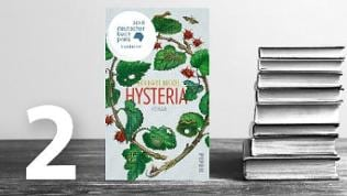 Cover: Eckhart Nickel: Hysteria