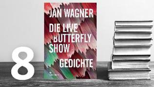 Cover: Jan Wagner: Die Live Butterfly Show