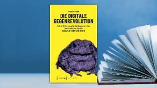 """Cover des Buches """"Die digitale Gegenrevolution"""" von Angela Nagle"""