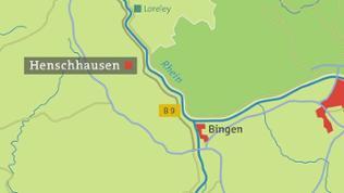 Karte Henschhausen