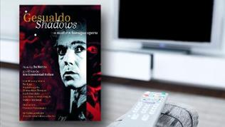 DVD-Cover: Bo Holten: Gesualdo Shadows ( A Modern Baroque Opera)
