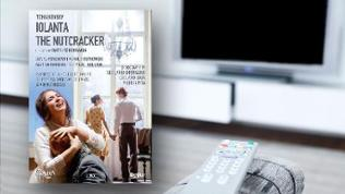 DVD-Cover: Iolanta - The Nutkracker