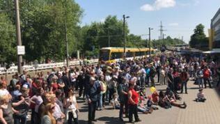 Am 5. Mai 2018 fand die 7. Europameisterschaft der Straßenbahnfahrer/innen auf dem Betriebsgelände der Stuttgarter Straßenbahn AG statt.