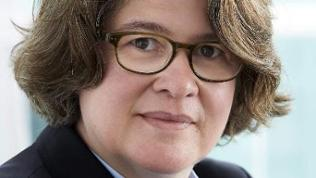 Vera Schneevoigt, Fujitsu-Chefin, 2014
