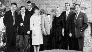 Gruppenfoto Familie Dornier