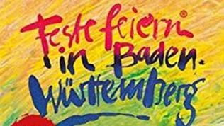 Buchcover von Feste feiern in Baden-Württemberg