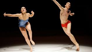 "Choreografie ""Nothing"" von Roy Assaf am Staatstheater Mainz"