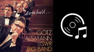 Cover CD ecentuell SWR Bigband