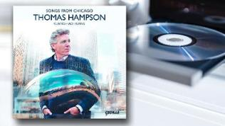 CD-Cover: Thomas Hampson - Songs From Chicago