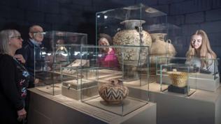 Funde aus königlichen Tholosgräbern