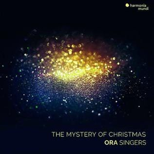 """CD-Cover: """"The Mystery of Christmas"""" Die ORA Singers"""