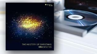 "CD-Cover: ""The Mystery of Christmas"" Die ORA Singers"