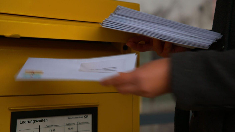 Montags Ist Sie Nie Da Die Beschwerden über Die Briefzustellung