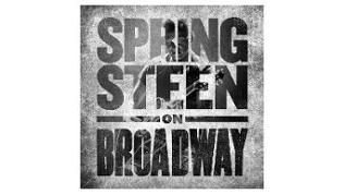 """Cover: Bruce Springsteen - """"Springsteen on Broadway"""""""