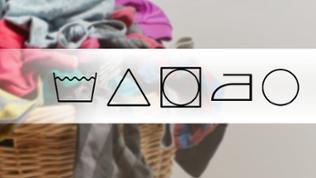 Alle Waschsymbole
