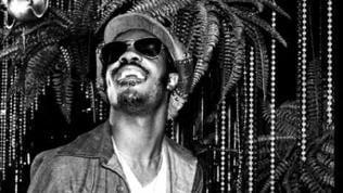 Stevie Wonder 1974 in Hollywood