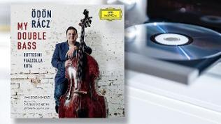 CD-Cover: Ödön Rasz: My Double Bass