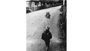 Antanas Sutkus: Village Street. Dzukija