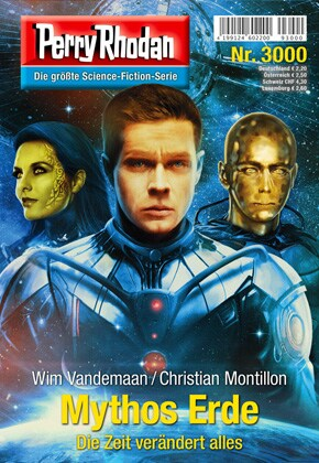"Cover Perry Rhodan ""Mythos Herde"""